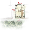 2LDK Apartment to Buy in Minato-ku Map