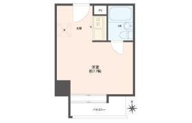 1R Apartment in Ohashi - Meguro-ku