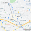 3LDK Apartment to Rent in Setagaya-ku Map