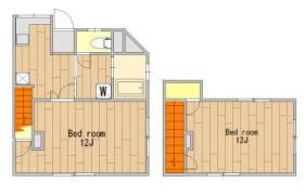 1LDK Apartment in Minamioi - Shinagawa-ku