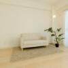 在大阪市淀川区购买1R 公寓大厦的 起居室