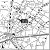 1DK Apartment to Rent in Shibuya-ku Map