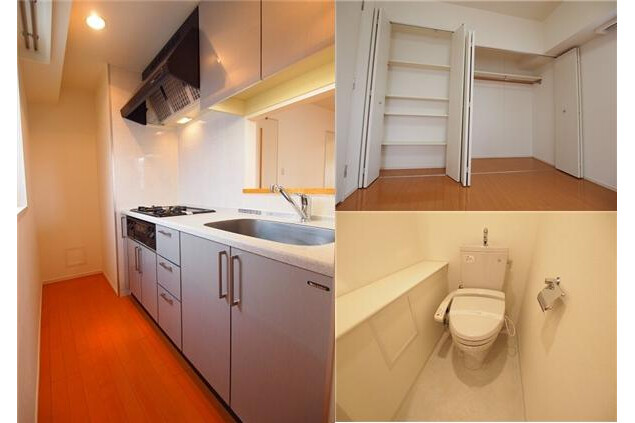 1DK Apartment to Rent in Chiyoda-ku Interior