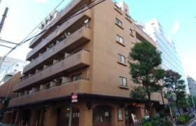1R {building type} in Shiba(1-3-chome) - Minato-ku
