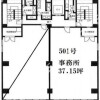 Office Office to Rent in Yokohama-shi Naka-ku Floorplan