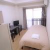 在澀谷區內租賃1R 公寓大廈 的房產 內部