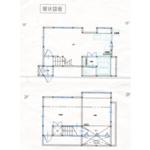 2DK House in Matsubara - Setagaya-ku Floorplan