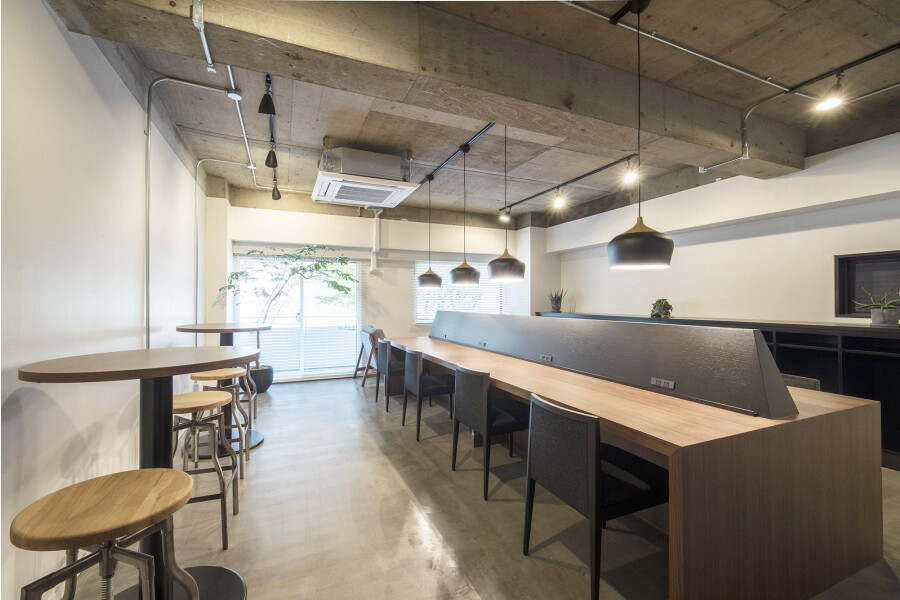 1DK Serviced Apartment to Rent in Shibuya-ku Common Area