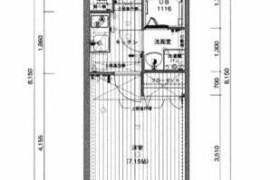 1K {building type} in Kamiyamachi - Fukuoka-shi Hakata-ku