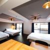 1LDK Apartment to Rent in Osaka-shi Naniwa-ku Living Room