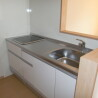 2LDK Apartment to Rent in Kashiwa-shi Kitchen