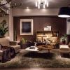 在文京區購買1LDK 公寓大廈的房產 起居室