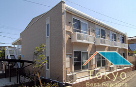 1K Apartment in Wakamiya - Nakano-ku