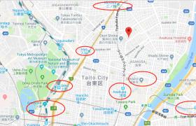 台東區千束-(整棟)樓房{building type}
