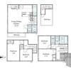 4LDK House to Buy in Shinagawa-ku Floorplan