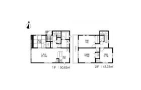 4LDK House in Noke - Fukuoka-shi Sawara-ku