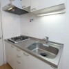 1K Apartment to Rent in Suginami-ku Kitchen