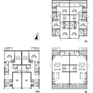 虻田郡倶知安町山田-8LDK{building type} 房間格局