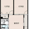 Office Office to Buy in Osaka-shi Kita-ku Floorplan