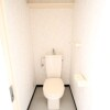 1LDK Apartment to Rent in Kawasaki-shi Takatsu-ku Toilet