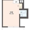 1R Apartment to Buy in Kyoto-shi Shimogyo-ku Floorplan