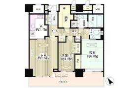新宿區西新宿-2LDK公寓