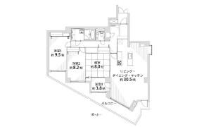 京都市中京區矢幡町-4LDK{building type}