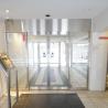 在大田區購買1K 公寓大廈的房產 Building Entrance
