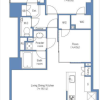 3LDK Apartment to Buy in Bunkyo-ku Floorplan