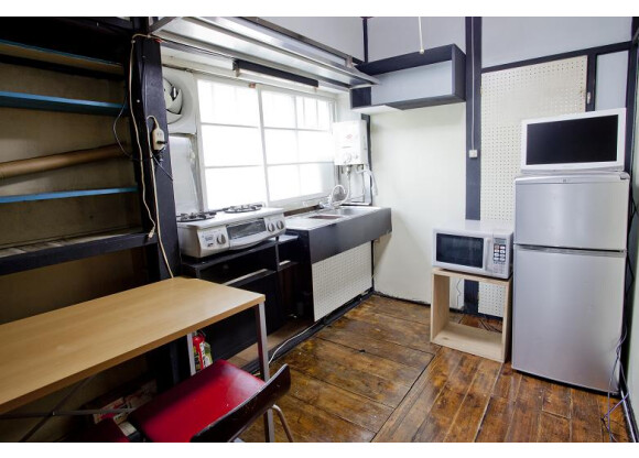 Shared Guesthouse to Rent in Ota-ku Floorplan