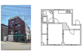 2K {building type} in Toyotamanaka - Nerima-ku