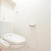 1DK Apartment to Rent in Shinjuku-ku Toilet