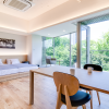 Private Serviced Apartment to Rent in Chiyoda-ku Living Room