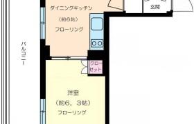1DK Apartment in Ojima - Koto-ku