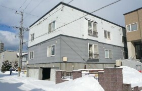 Whole Building Apartment in Inaho 1-jo - Sapporo-shi Teine-ku
