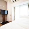 在品川区内租赁1K 公寓大厦 的 卧室