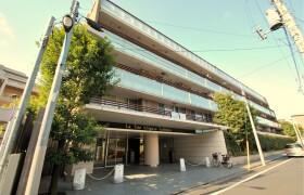 新宿區市谷砂土原町-3LDK公寓
