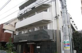 新宿区 二十騎町 1K マンション