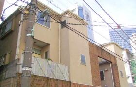 涩谷区代々木-3LDK联排别墅