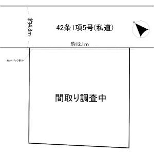 Whole Building {building type} in Kamiosaki - Shinagawa-ku Floorplan