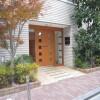 1DK Apartment to Rent in Bunkyo-ku Building Entrance