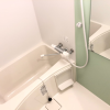 1R Apartment to Rent in Shinjuku-ku Bathroom