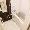 1R Serviced Apartment to Rent in Osaka-shi Kita-ku Bathroom
