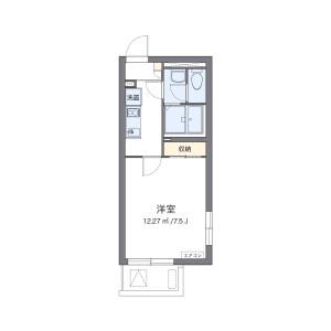 1K Mansion in Hikawadai - Nerima-ku Floorplan