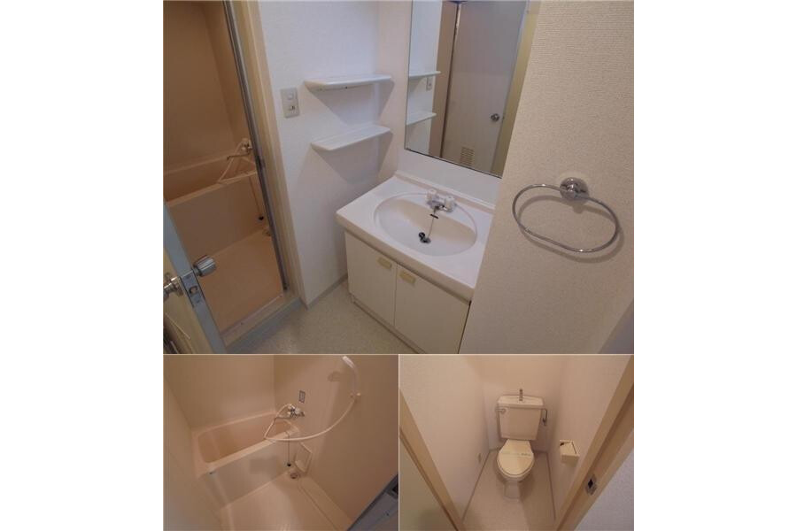 2K Apartment to Rent in Shinjuku-ku Interior