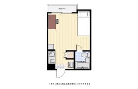 世田谷區北沢-1R公寓大廈