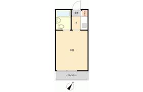 1R {building type} in Wakamiya - Nakano-ku