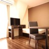 1R Apartment to Rent in Koto-ku Living Room