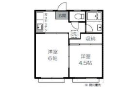 2K Apartment in Numabukuro - Nakano-ku