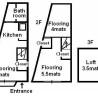 2DK House to Rent in Nerima-ku Interior